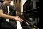 video of solo piano music coldplay song yellow