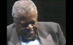 video oscar peterson I can't get started amazing jazz piano solo